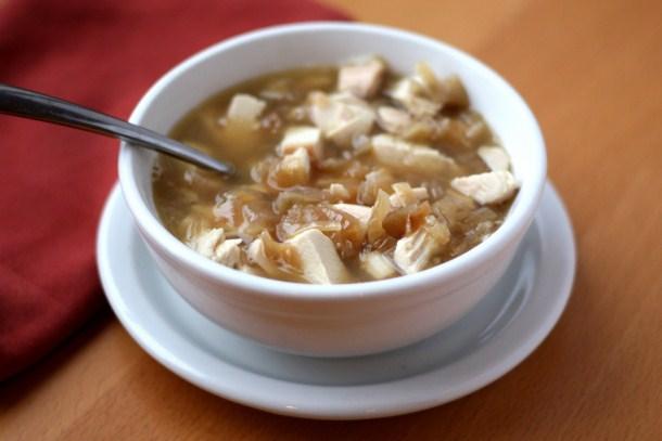 Pileca-supa