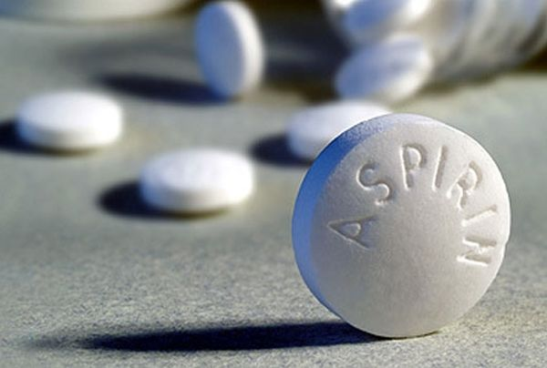 aspirin-tablete