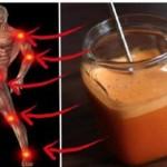 Super-moćan napitak za liječenje upalnih zglobova i jačanje kostiju