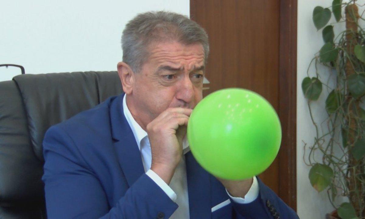 korona balon